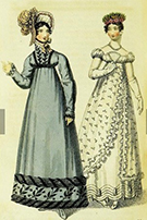 Fashion Week, 1817: Fashion in the Time of Frankenstein