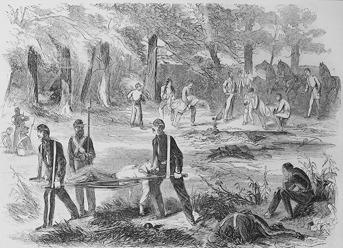 battle of bull run essay The battle of bull run, also known as the battle of manassas, was the first formal battle of the civil war research papers on the battle can compare and contrast the two leaders or overview the military strategies used.