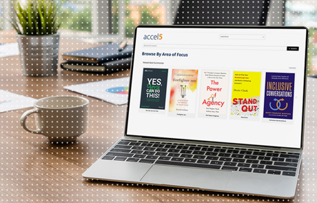 Accel5®'s Business Book Summaries of the Month: April 2021