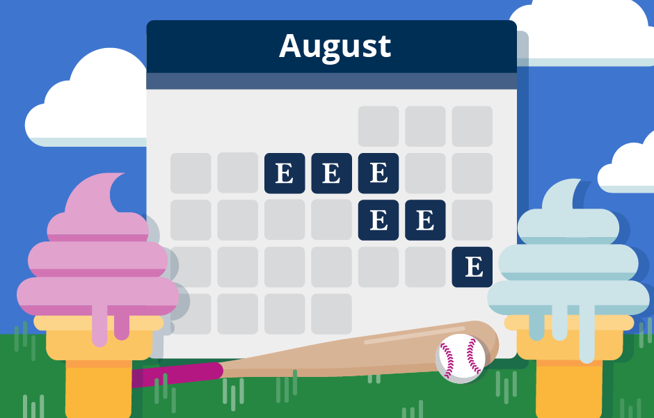 August: Where Is EBSCO This Month?