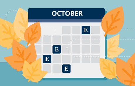 October: Where Is EBSCO This Month?