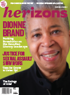 Herizons Cover Image featuring Dionne Brand