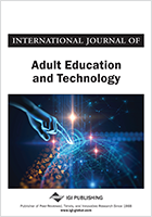 International Journal of Adult Education and Technology Cover