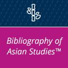 Bibliography of Asian Studies