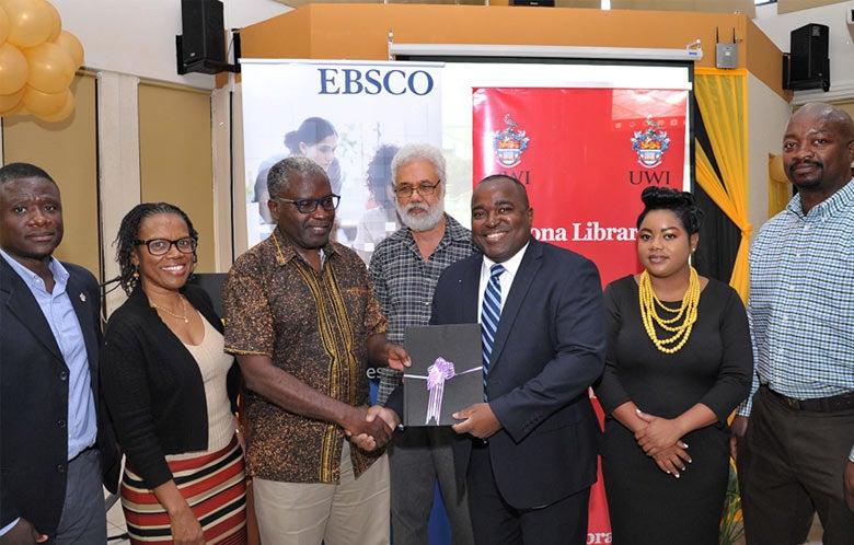 EBSCO Solar's First International Winner: The University of West Indies Mona