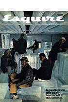 Cover: Esquire Magazine - July 1968