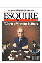 Cover: Esquire Magazine - March 1978