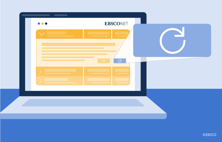 How Does EBSCONET Make Renewing Individual Titles, E-journal Packages and Databases Less Stressful?