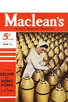 Maclean's Magazine Archive