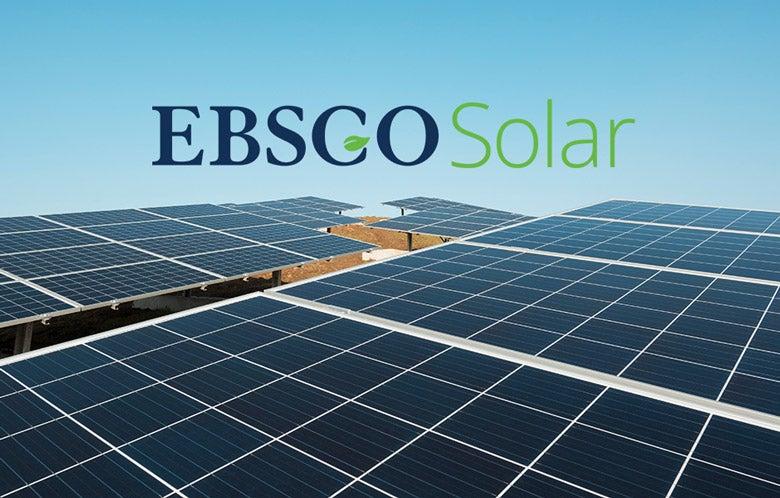 Meet the 2019 EBSCO Solar Winners