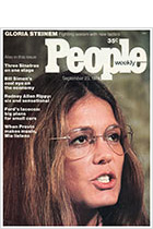 Cover: People Magazine - September 1974