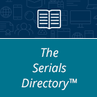 The Serials Directory