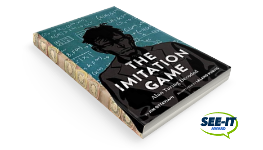 the imitation game book cover