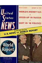 U.S. News & World Report Magazine Archive