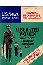 Cover: US News & World Report - June 1976